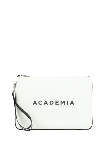Academia Clutch / El Çantası Beyaz